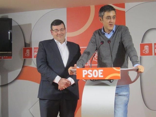 Eduardo Madina en Gijón