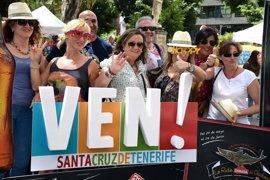 La capital tinerfeña celebra una nueva edición de 'Ven a Santa Cruz'