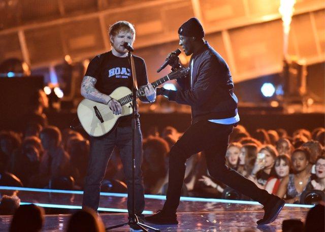 Ed Sheeran y Stormzy