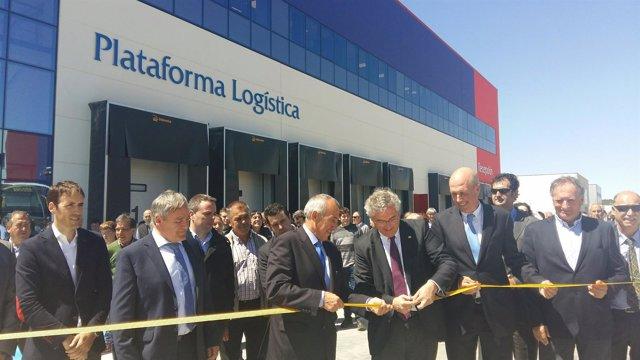 Inauguración nueva planta Profesionales de la Carne.