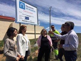 Diputación de Palencia invierte 85.000 euros en una nueva red de abastecimiento de agua en Matamorisca