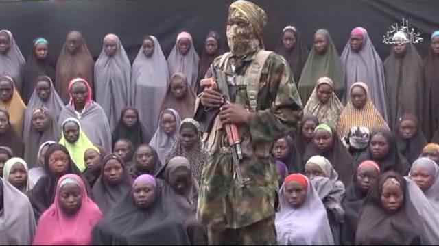Nigeria confirma la liberación de casi un centenar de las niñas secuestradas por Boko Haram