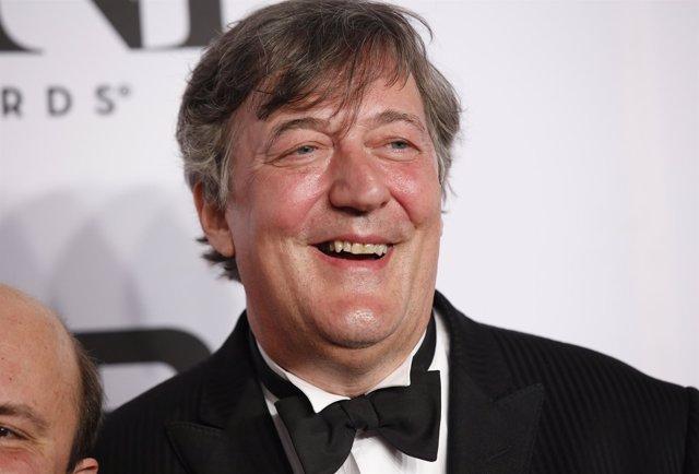 El actor británico Stephen Fry
