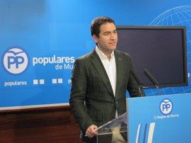 """Teodoro García: """"El PP garantiza la carga de trabajo de Navantia para los próximos años"""""""