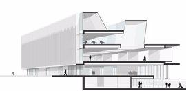 El Gobierno reconoce la paralización de las obras de la Biblioteca en Córdoba por un nuevo modificado
