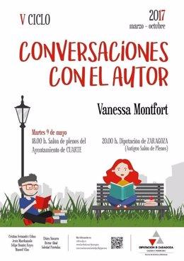 Ciclo Conversaciones con el autor de la DPZ.