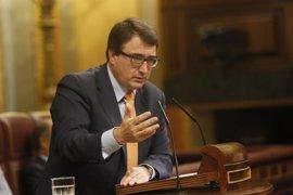 """Esteban dice que PNV no está """"justificando ni sosteniendo la corrupción de Rajoy"""" con su acuerdo con el Gobierno del PP"""