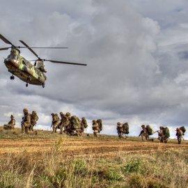 """Los militares de la Brigada Extremadura XI están """"preparados para cualquier amenaza"""" en Letonia"""