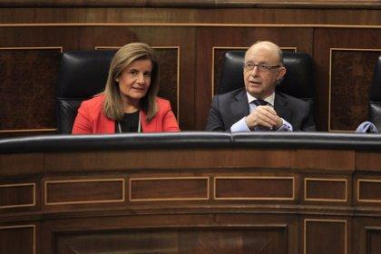 El Congreso debate el jueves el decreto ley que prórroga las ayudas a parados de larga duración