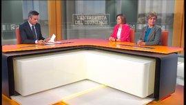 Forcadell cree que su declaración ante el TSJC vulnera sus derechos como parlamentaria