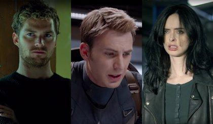 Marvel confirma que habrá un crossover entre sus películas y series de televisión...algún día