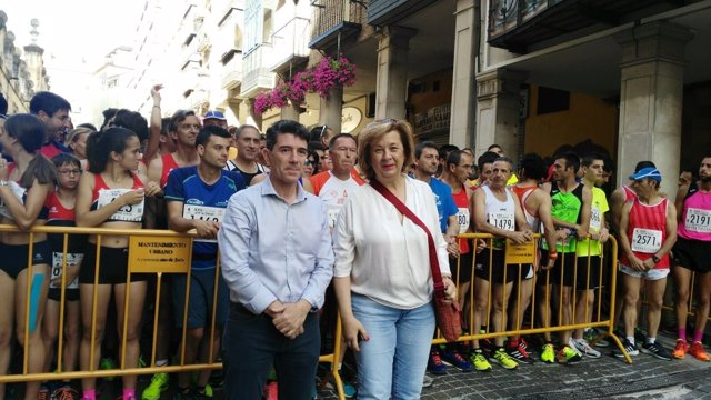 Carrera por la Salud en Jaén