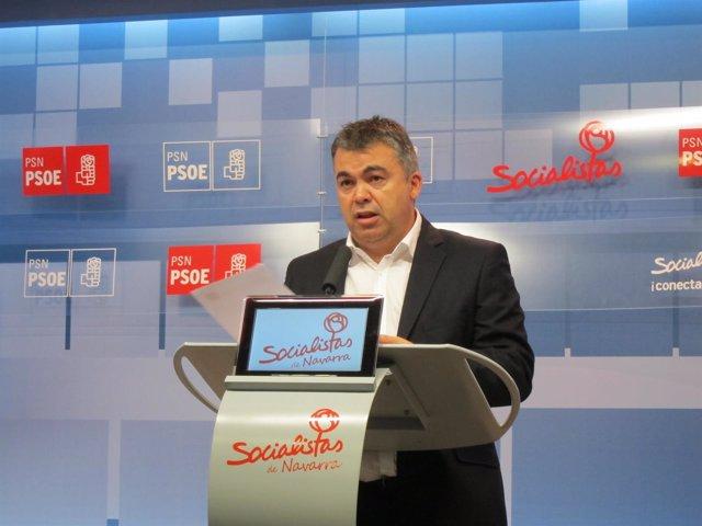 Santos Cerdán.