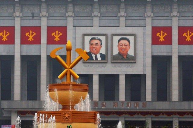 Congreso general del Partido de los Trabajadores de Corea del Norte
