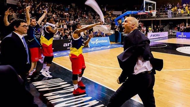 MoraBanc Andorra Valencia Basket