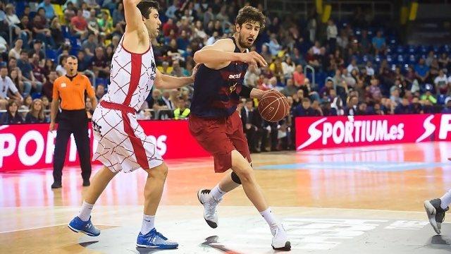 Ante Tomic Barcelona Lassa Montakit Fuenlabrada