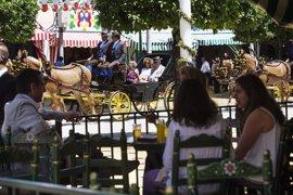 """La Feria de Abril cierra con """"un 20% más"""" de afluencia y más de 3,6 millones de visitantes"""