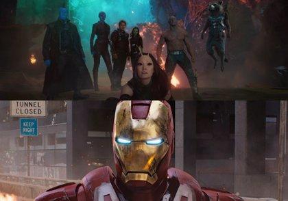 ¿Iron Man compartirá escenas con los Guardianes de la Galaxia en Vengadores: Infinity War?