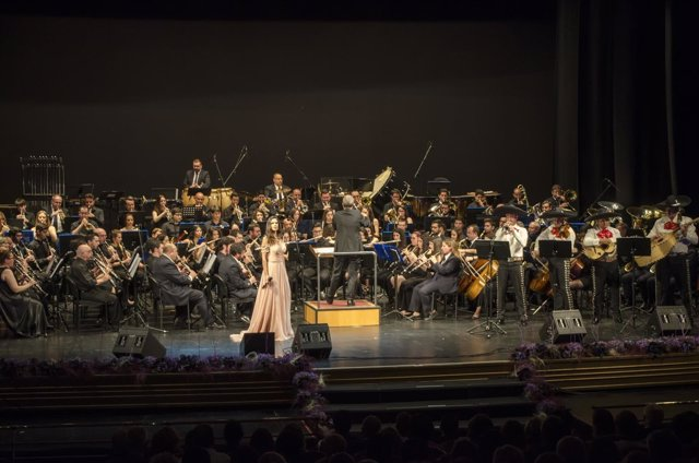 Gala por el XXV aniversario del Auditorio Maestro Padilla de Almería
