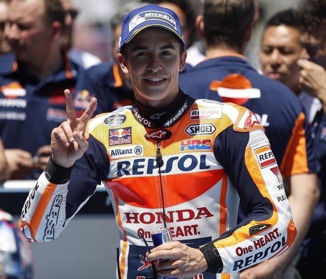 Marc Márquez Gran Premio España Jerez