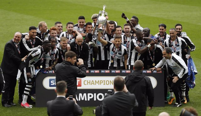 Newcastle título Championship