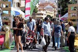 La capital tinerfeña vive un domingo variado y atractivo con una nueva edición de 'Ven a Santa Cruz'