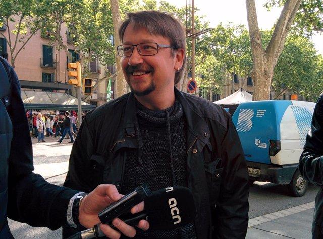 Xavier Domènech, 'comuns'