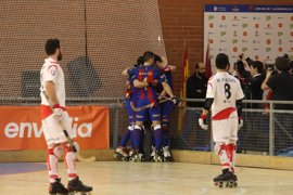 El FC Barcelona Lassa se proclama campeón de la OK Liga