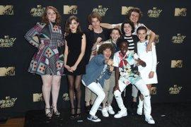Stranger Things y La Bella y la Bestia triunfan en los MTV Movie & TV Awards