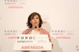 """Santamaría: hay soberanistas que apoyan a Forcadell porque hace de """"parapeto"""" para que no les afecte la Justicia"""