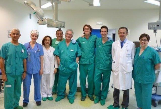 Servicio Aparato Digestivo Hospital de Ciudad Real