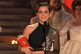 Emma Watson reivindica la diversidad y la igualdad en su emotivo discurso durante los MTV Movie & TV Awards