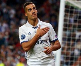 """Lucas Vázquez: """"El Real Madrid tiene una conexión especial con la Champions"""""""