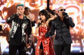 VÍDEO: Camila Cabello, J Balvin y Pitbull interpretan Hey Ma en los MTV Movie Awards