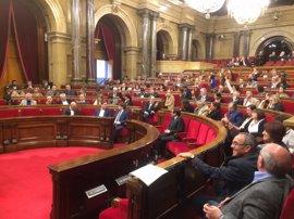 Los letrados del Parlament piden al TC levantar la suspensión de los Presupuestos