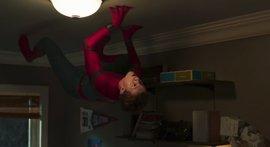 Spider-Man, pillado por su amigo del instituto en el nuevo clip de Homecoming