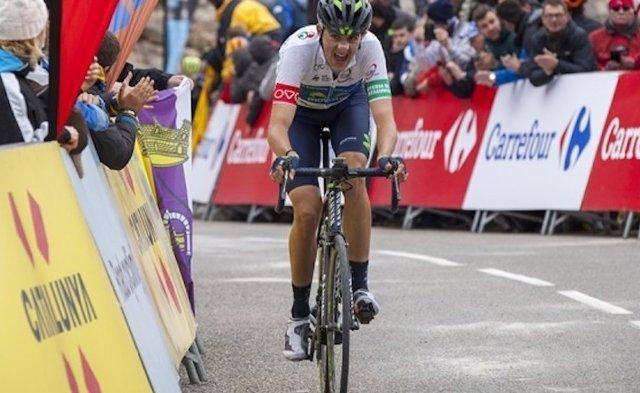 Marc Soler Movistar Volta Catalunya