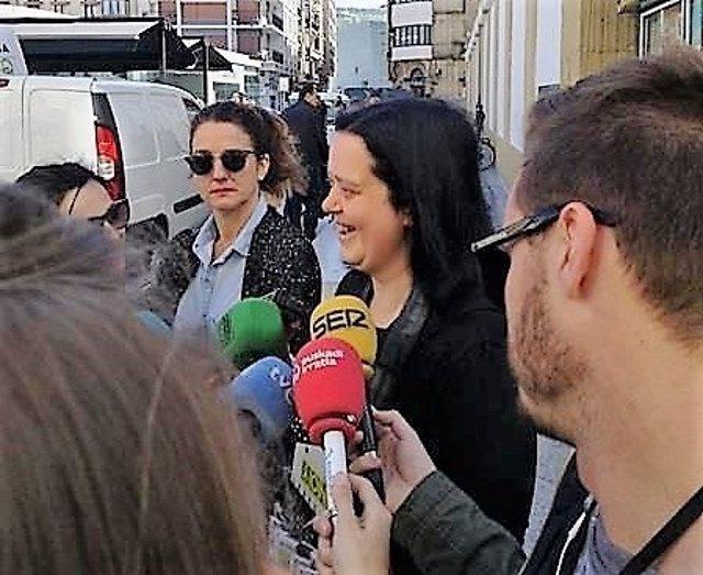 Vendedora de la ONCE, San Sebastián