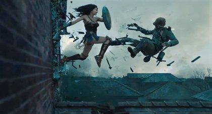 Trailer final de Wonder Woman: Así nació la leyenda