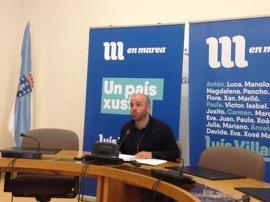 Villares pide a Ferreiro llevar las críticas a los órganos de En Marea