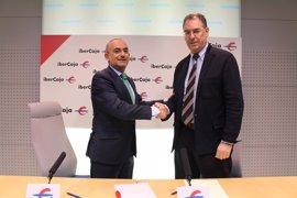 Ibercaja y FAE renuevan su convenio para la promoción empresarial en Burgos