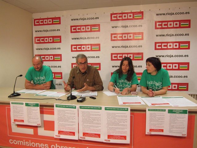 Enseñanza de CCOO analiza reválidas