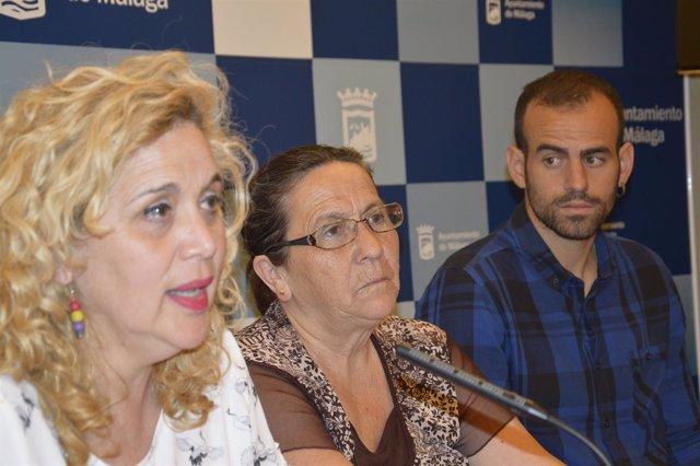 Remedios Ramos IU Margarita Toledo madre cabo soria y bustamante Unidos Podemos