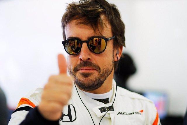 Fernando Alonso McLaren Rusia