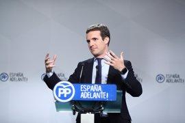 """El PP recuerda que la Constitución ampara el régimen foral y que el cupo no es """"ni mejor ni peor"""", sino """"distinto"""""""