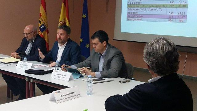 Jornada del proceso de participación para la Directriz contra la Despoblación