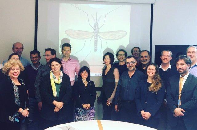 Reunión en Ginebra sobre 'Global Mosquito Alert'