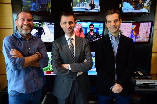 Nuevo equipo de Telemadrid