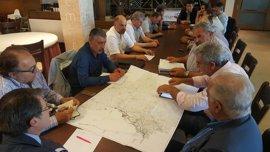 López Miras se reúne esta semana con el presidente del Sindicato de Regantes y los productores agrícolas