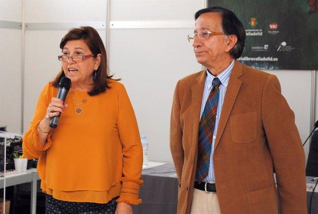 María Victoria Soto y Ramón García.